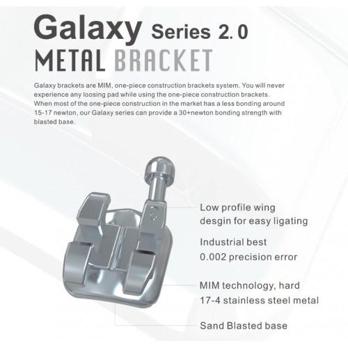 Zamki metalowe Galaxy 2.0