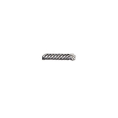 łuki stalowe plecione 6-nitkowe